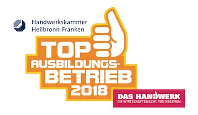 Top Ausbildungsbetrieb 2018 - Das Handwerk